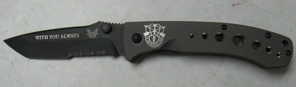 Special forces knife
