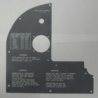 Aircraft Panels & Parts