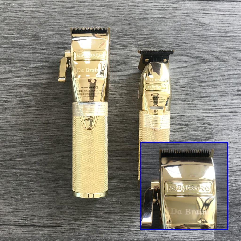 Engraved Clipper / Razor